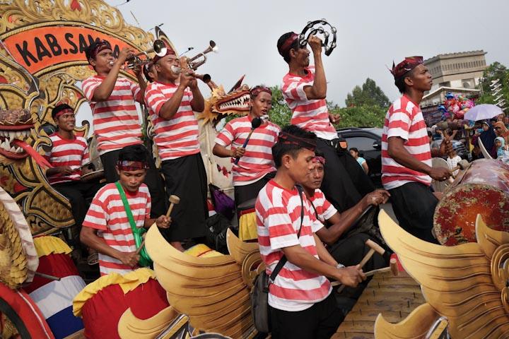 Warna-Warni-Parade-Pekan-Budaya-Kabupaten-Kediri-9