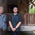 Muchdlorul Muthobiq dan Saiful Aziz | Foto : Puguh Asmani