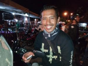 Doni 'Bejo' Susanto, Co-director Rock Heroes 2 (Foto : Dwidjo U. Maksum)