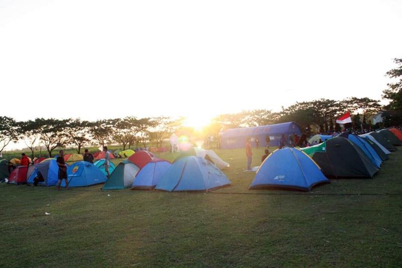 1000 Tenda Bersama Veteran | Foto : Panitia
